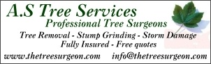 A.S Tree Services